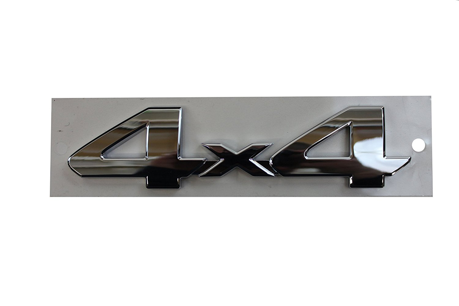 Toyota 4x4 Emblem 75473 0c030 31 00 Pure Tacoma Parts And Accessories For Your Toyota Tacoma