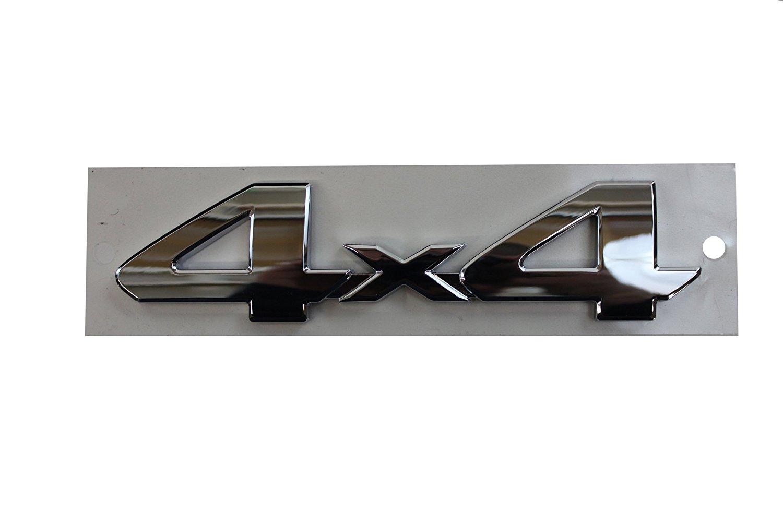 Toyota 4x4 emblem