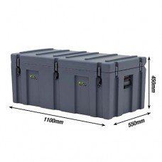 Ironman Space Case Storage Box 196L