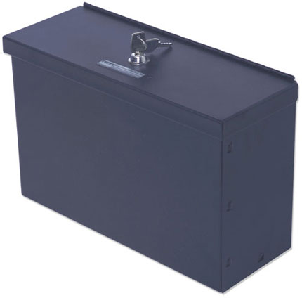 TUFFY Security Compact Lockbox -- Free Shipping