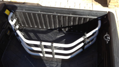 Tacoma Aluminum Bed Extender 2012+