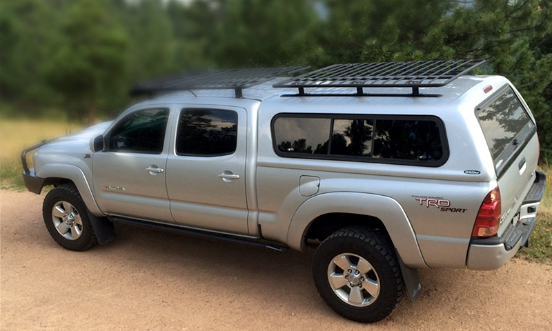 Roof Racks Amp Acc Pure Tacoma Parts And Accessories For