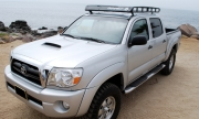 Baja Rack Tacoma Standard Basket Rack (satellite antenna cutout)