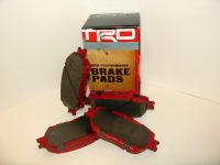 TRD Tacoma Big Brake Pad Set - Front Only