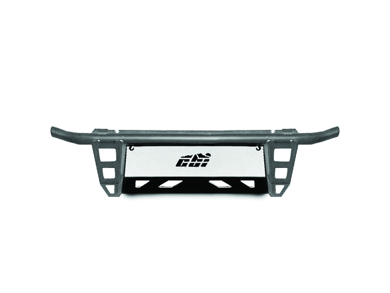 CBI Offroad T3 Black Powder Coated Steel Push Bar 2016+