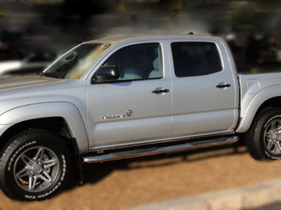 Toyota Pure Tacoma Accessories Parts And Accessories
