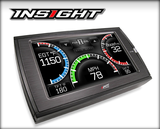 Edge Products INSIGHT CTS - 83830 for 1996+ Tacomas