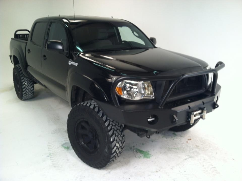 Expedition One Tacoma '05-15 Kodiak Style Front Winch Bumper