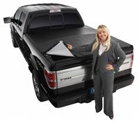 BlackMax Soft Roll Up Snap Tonneau Cover (5 ft.)