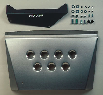 Pro Comp Tacoma Stainless Steel Skid Plate 1996-2003