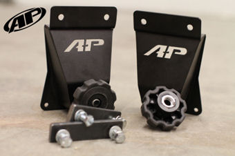 All-Pro Hi-Lift Bed Rail Mount 2005+
