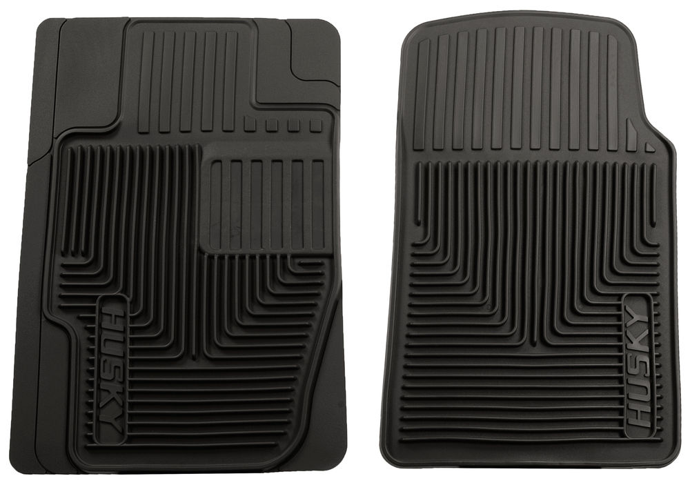 Husky CLASSIC Front Floor Mats 1998 models (Grey, Tan, or Black)