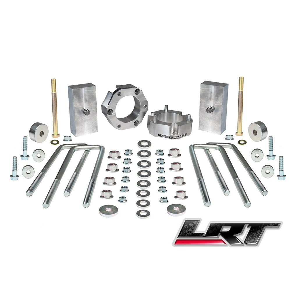 Low Range Off-Road 3/1 Leveling Kit 2005+ Tacoma