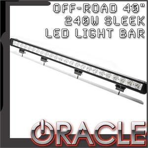 "40"" 240W Sleek LED Light Bar"