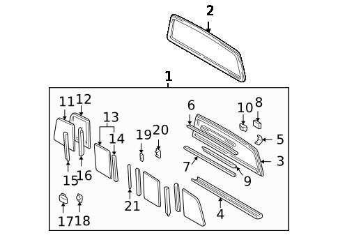 toyota tacoma rack tacoma oem roof rack wiring diagram