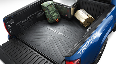 Toyota Tacoma Bed Mat (Short bed) 2014+