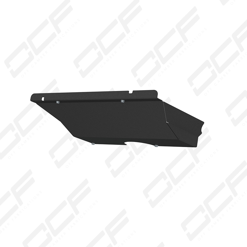 MBRP Toyota Tacoma Skid Plate 2016+