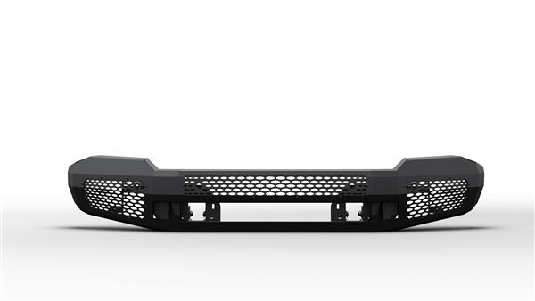 Ranch Hand Midnight Series Front Bumper 2016+ Ships Free