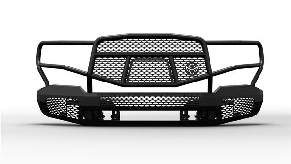 Ranch Hand Midnight Series Front Bumper 2014+ Ships Free