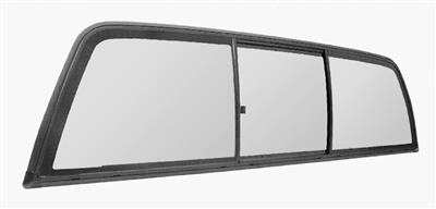 Tacoma Tri-vent sliding rear window 2005+