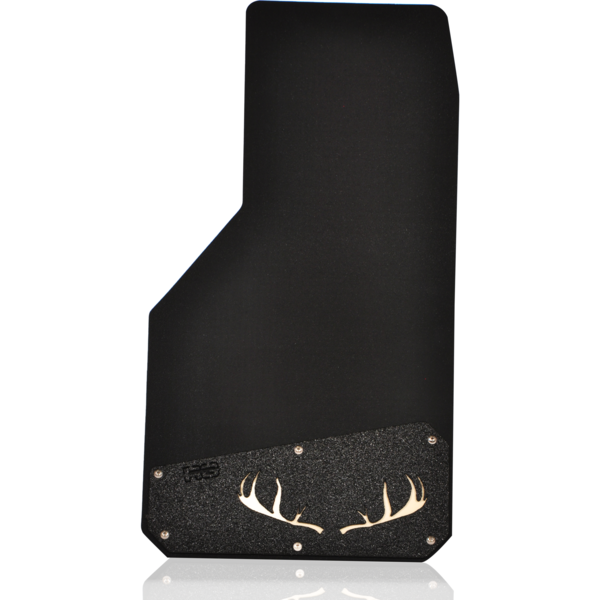 "RG Color Blocked ""Antlers"" Mud Flaps 1 pair (Ships Free)"