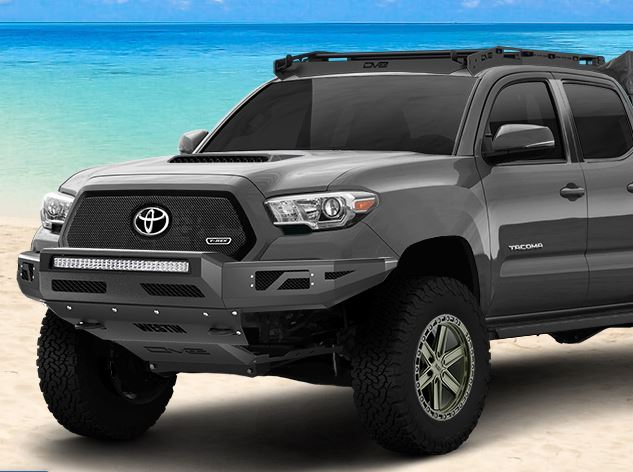 Toyota Front Skid Plate for PreRunner/4x4 2012-2015 Tacoma