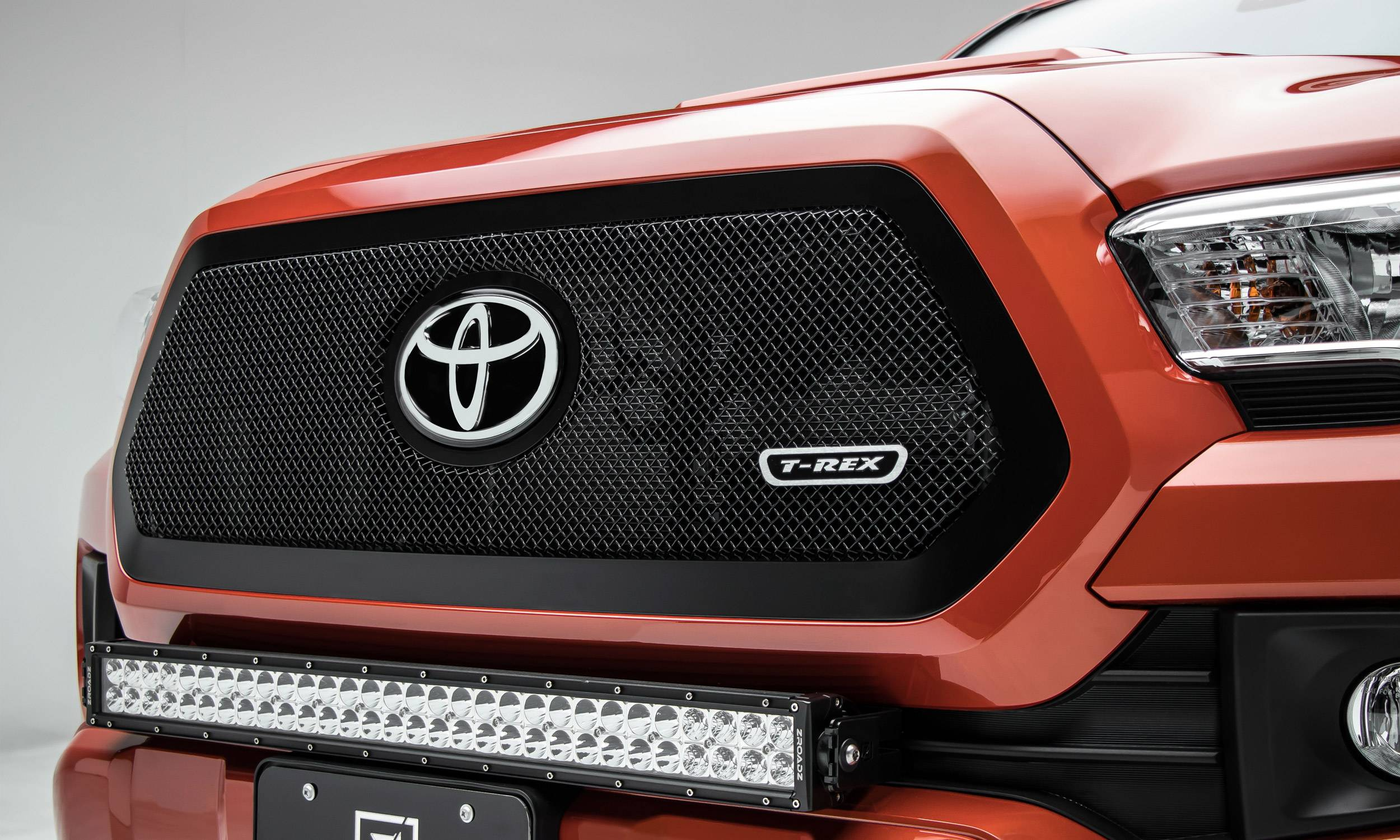 T-rex Tacoma Upper Class Grille Insert 2018+