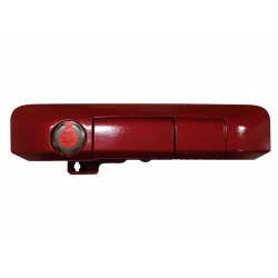 Tailgate Lock Tacoma Bolt Codeable RED