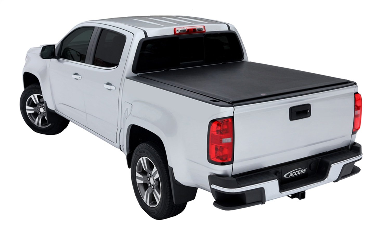 Access Lorado Tonneau Cover - 2016+ BLACK