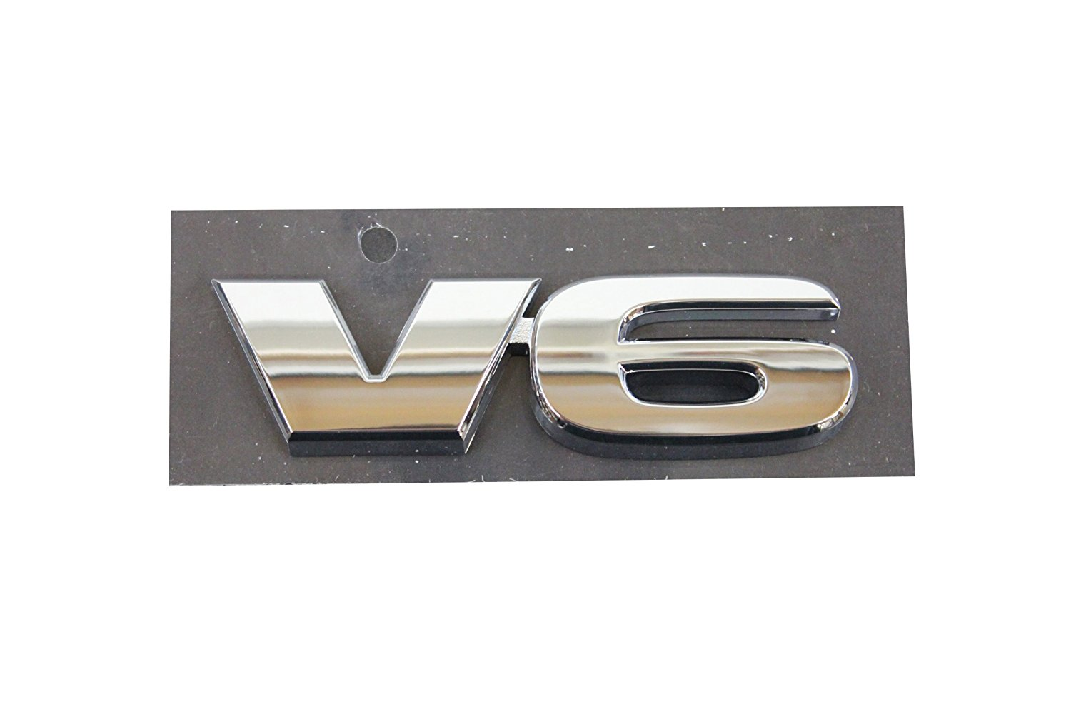 Toyota V6 Emblem as seen on Off-Road Tacomas