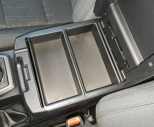 Vehicle OCD Tacoma Center Console Organizer Tray (2005-2021) - Ships Free