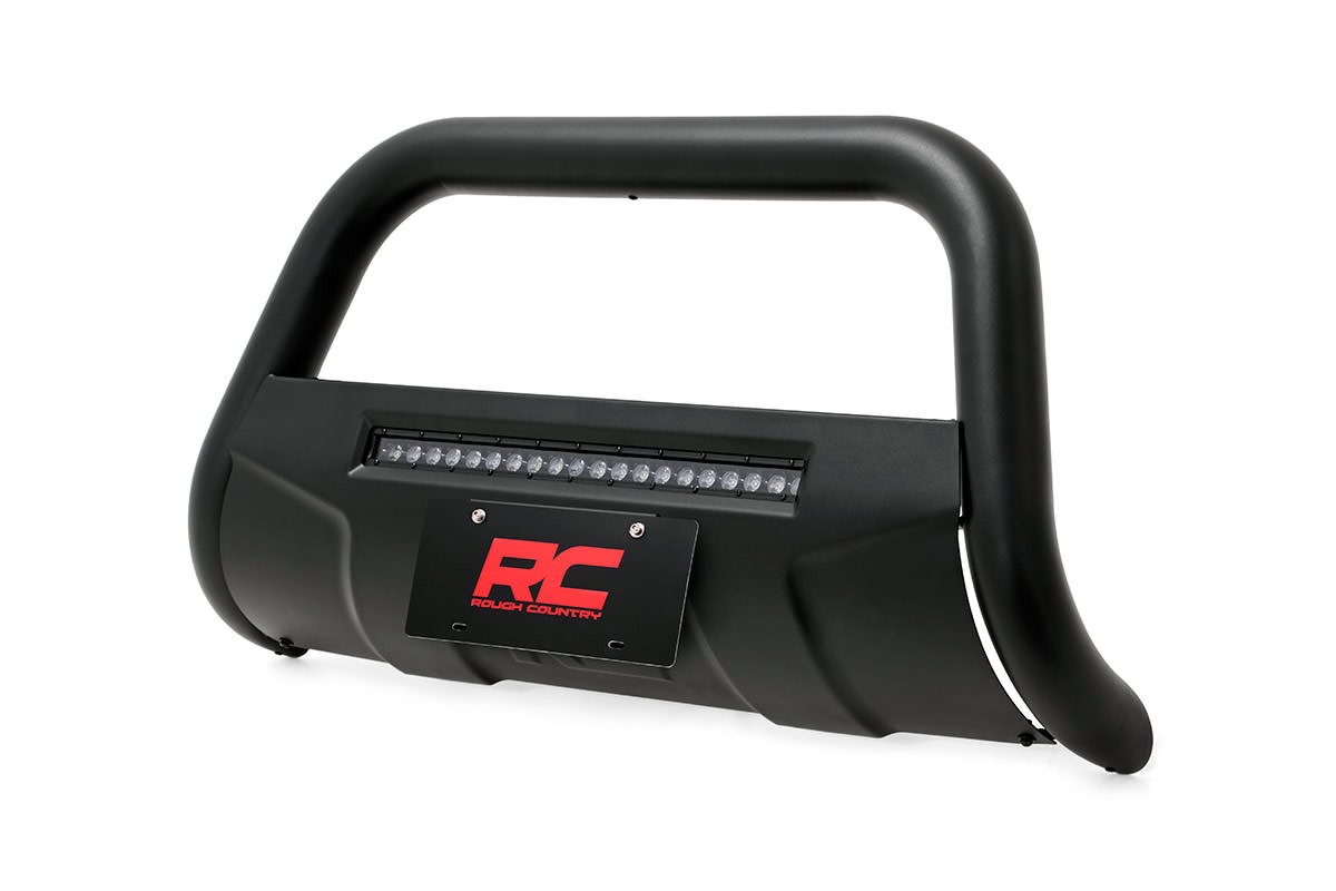 Tacoma Black LED Bull Bar 05-14 (FREE Shipping)