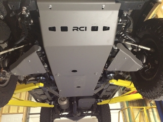 RCI Metalworks Tacoma Front Skid Plate - 2016+