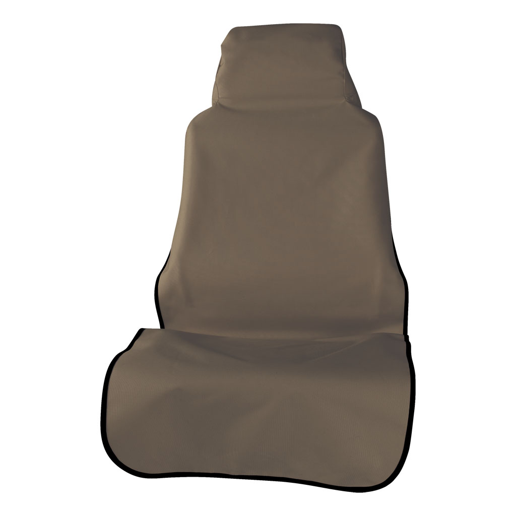 Aries Seat Defender - Brown