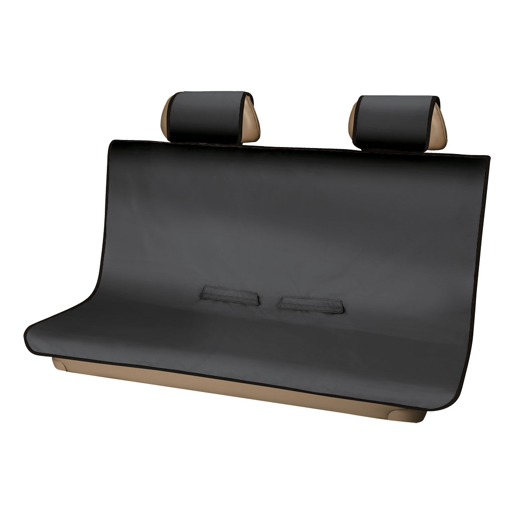 Aries Seat Defender Rear Bench Seat - Black