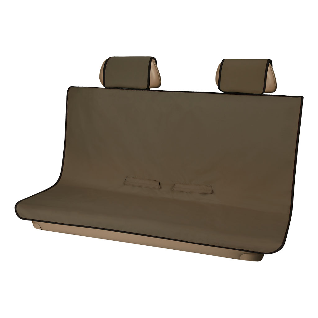 Aries Seat Defender Rear Bench Seat - Brown