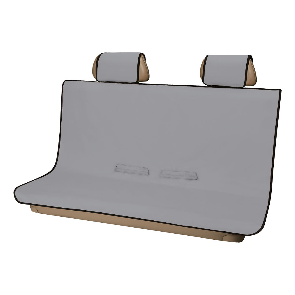 Aries Seat Defender Rear Bench Seat - Gray