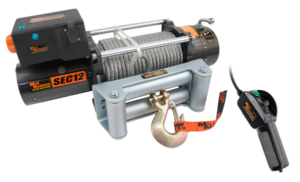 Mile Marker SE12000C Electric Winch