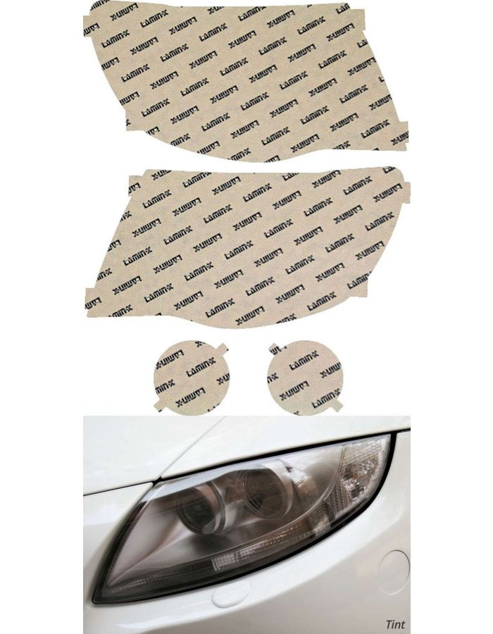 Lamin-X Tint Headlight Covers (05-11) Toyota Tacoma