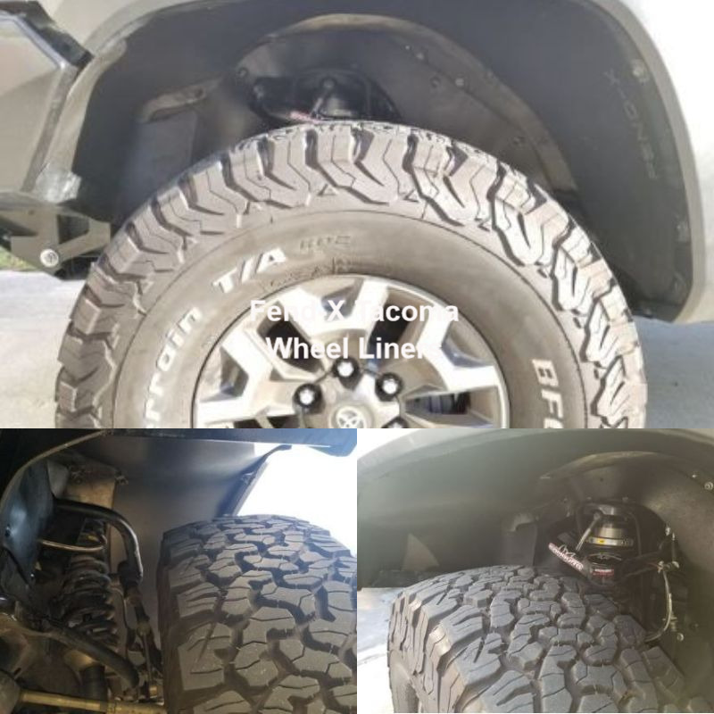 Fenders : Pure Tacoma, Parts and Accessories for your Toyota