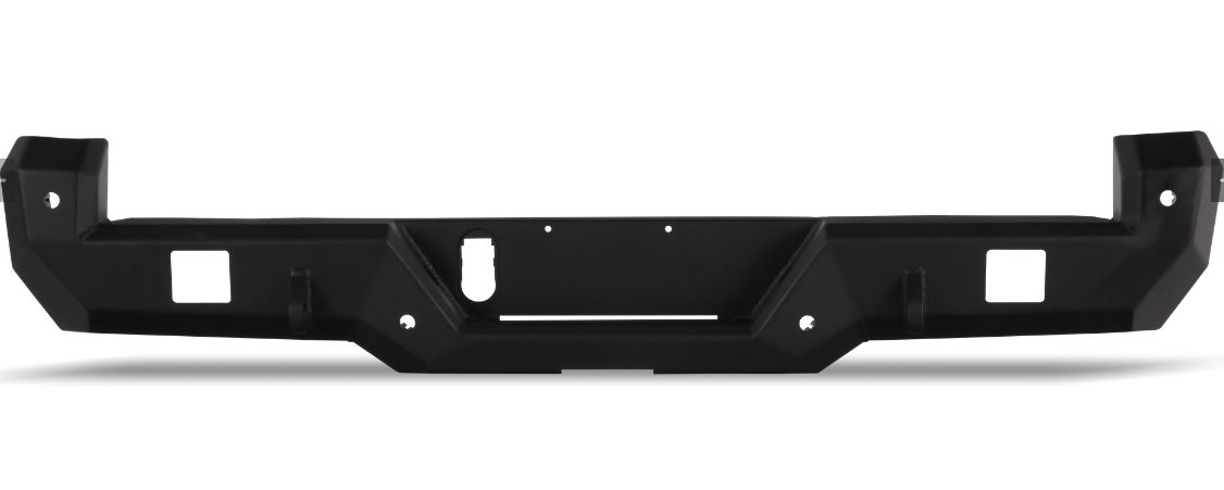 Body Armor 4x4 Tacoma Pro Series Rear Bumper