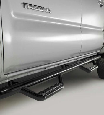 PREDATOR Step Bars for Tacoma Double Cab 2005-2015
