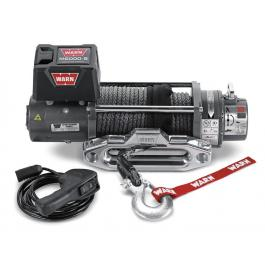 Warn M800-s Winch with Synthetic Rope